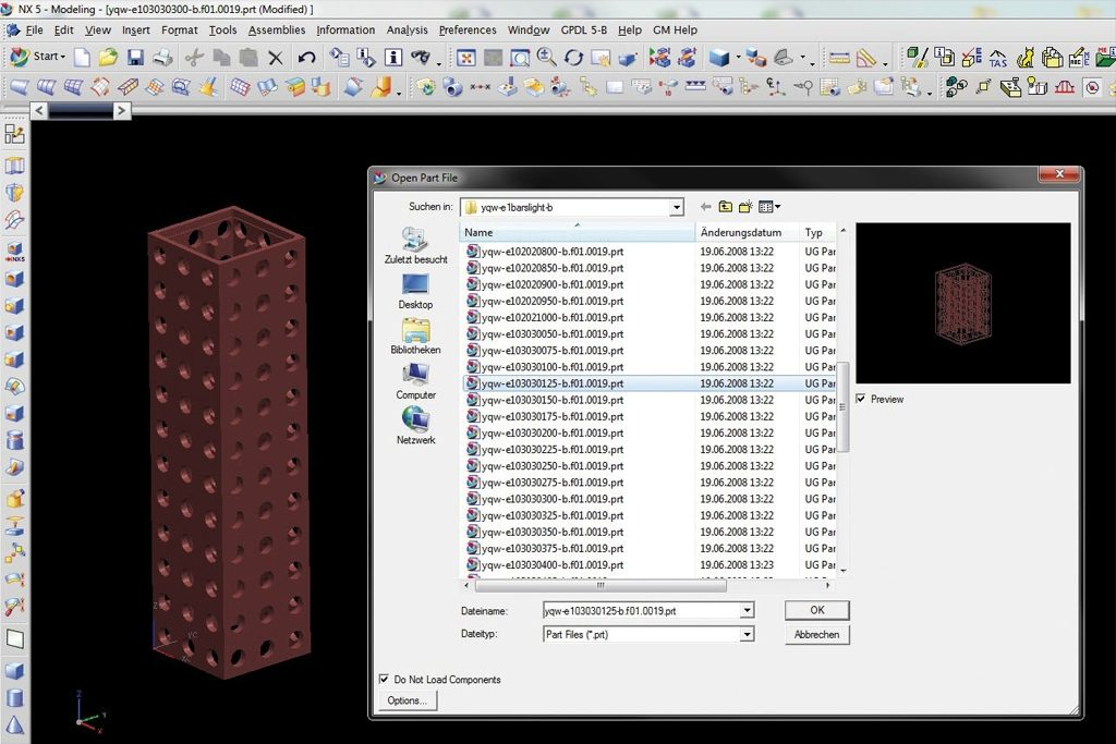 Fixmes CAD construction - CAD-library