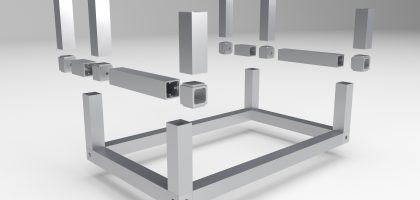 New fast assembly concept reduces time and costs